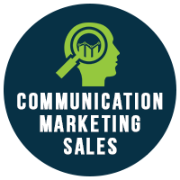Communication, marketing and sales